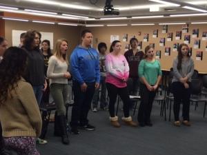 Chamber Choir Master Class 3